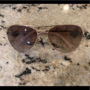 Banana Republic Aviator Sunglasses